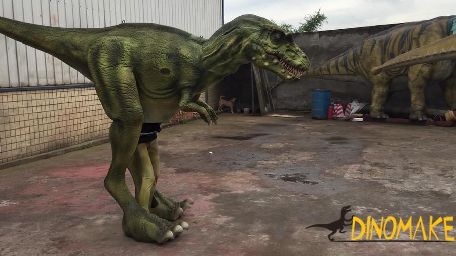 Jurassic Park Walking Dinosaurs Costume For Sale