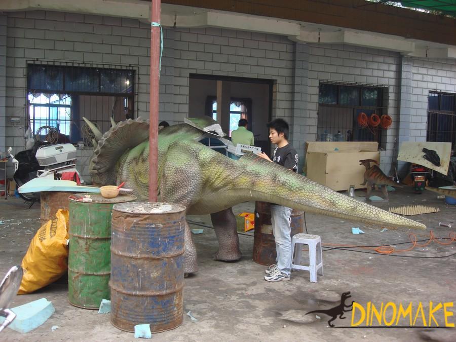 Life Size Animatronic Dinosaur of Dinosaur Exhibition