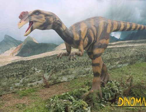 Life-size Jurassic Park Animatronic dinosaurs for sale