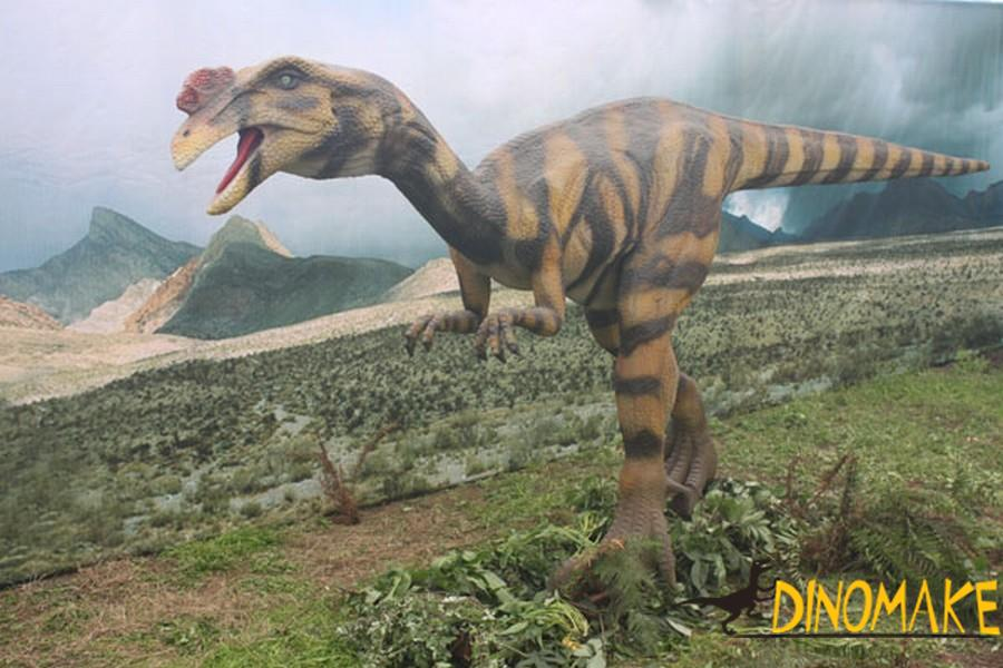 Life-size Animatronic dinosaurs for sale
