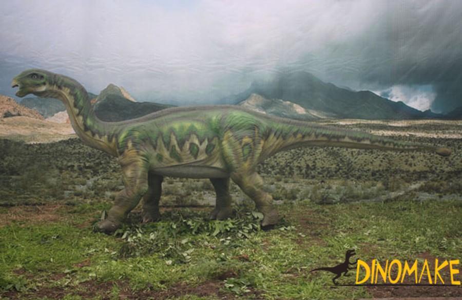 Life-size Jurassic Park Animatronic dinosaur for sale
