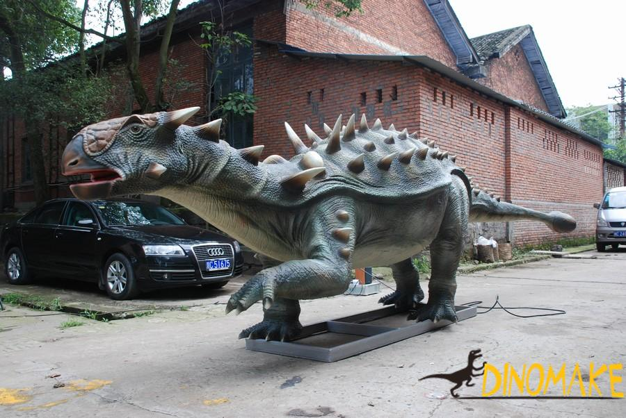 Life-size animated dinosaur products