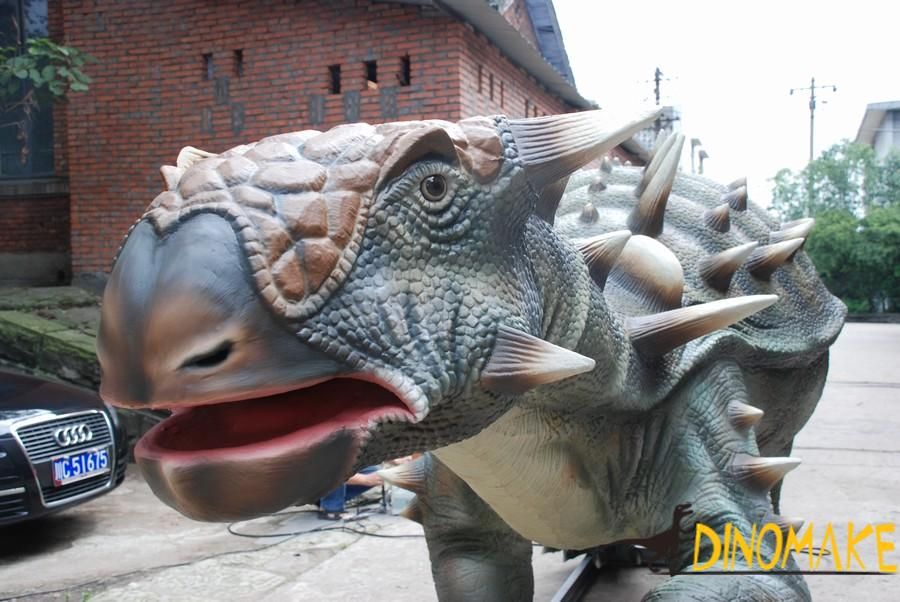 Life-size animated dinosaur products