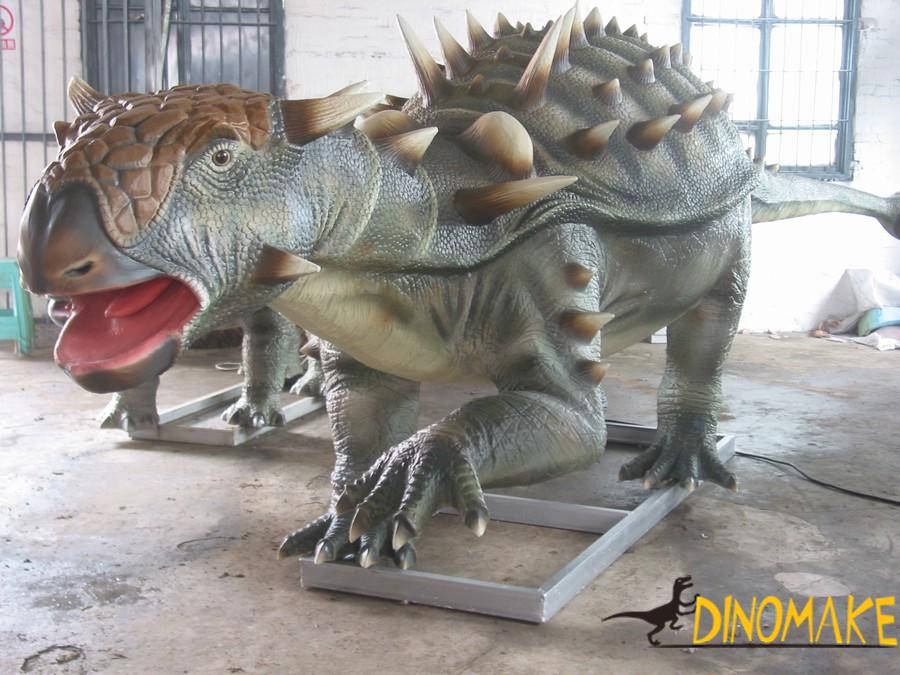 Outdoor theme park Animatronic dinosaur