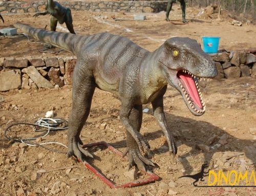 Real Animatronic dinosaur manufacturer