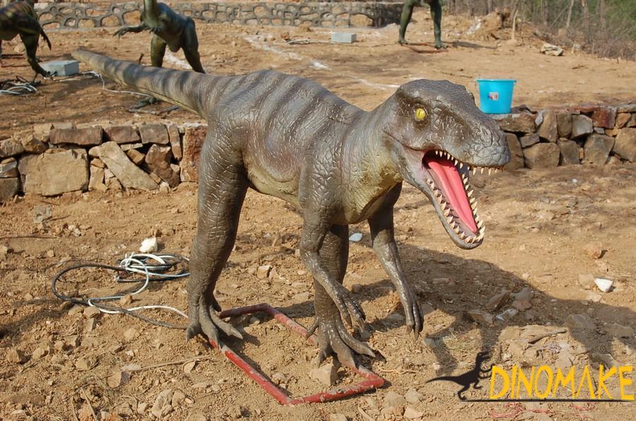 Real Animatronic dinosaurs manufacturer