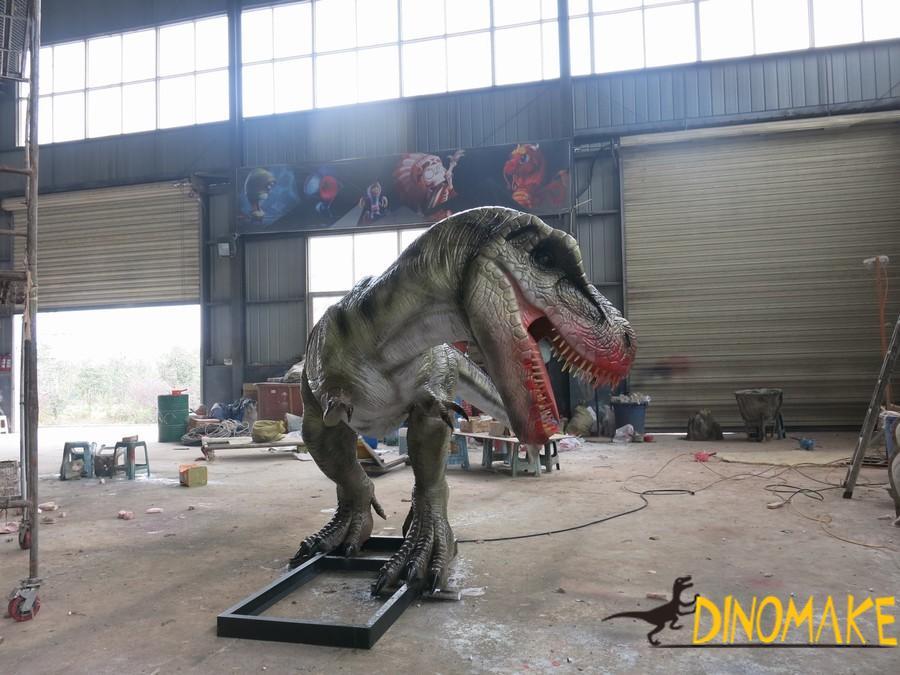 T-Rex Animatronic dinsoaur