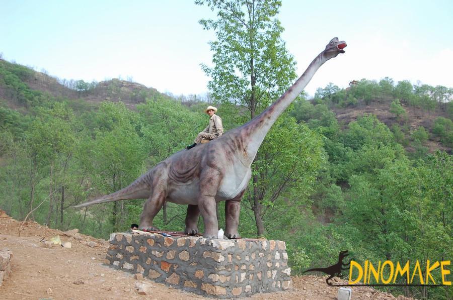 Walking Animatronic dinosaur