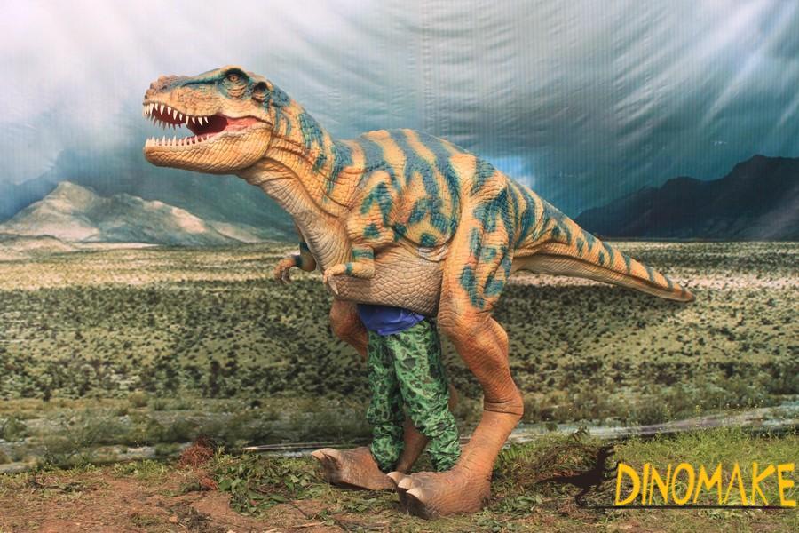 Walking Dinosaur Costume For Sale