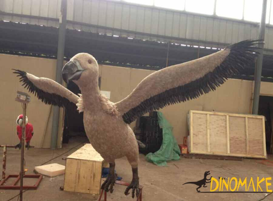animatronic bird