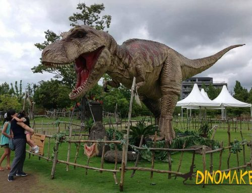 How to choose popular dinosaurs for your animatronic dinosaur park?