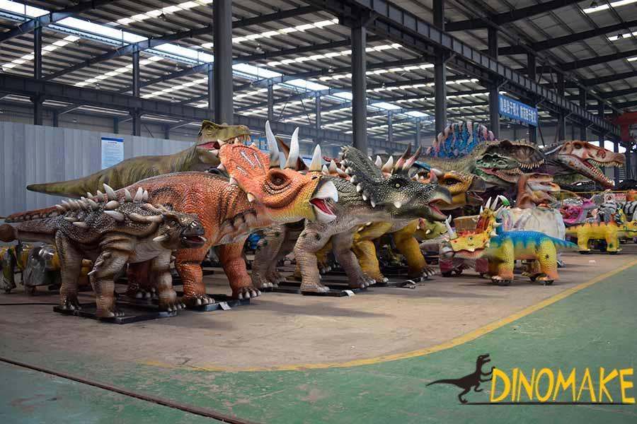 animatronic dinosaur sculpture (3)