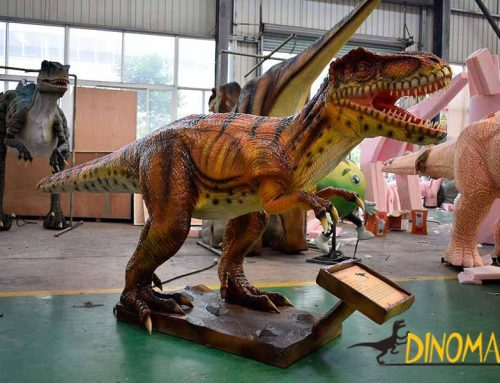 What Problems Should We Pay Attention to When Choosing Science Spectrum Animatronic Dinosaurs?