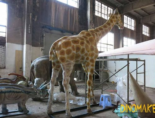 Productions and Precautions for Making Animatronic Animals