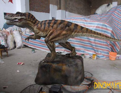 How to estimate the cost of making an animatronic dinosaur?