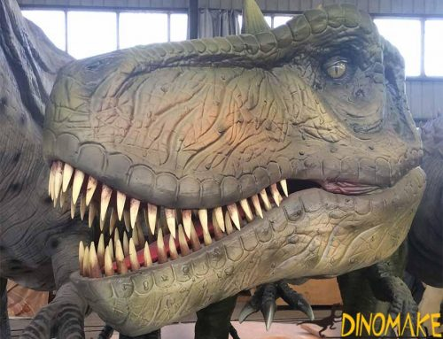 What Is The Material Used To Animatronic Dinosaur Teeth?