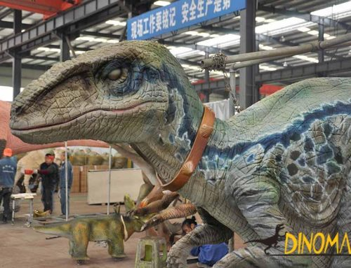 What is An Animatronic Dinosaur Suit?