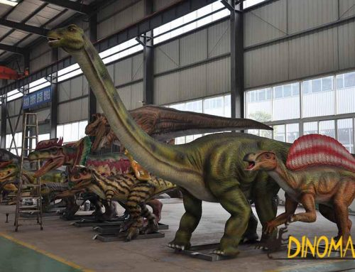 Dinosaur Manufacturing Company Teaches You how to choose Animatronic Dinosaurs