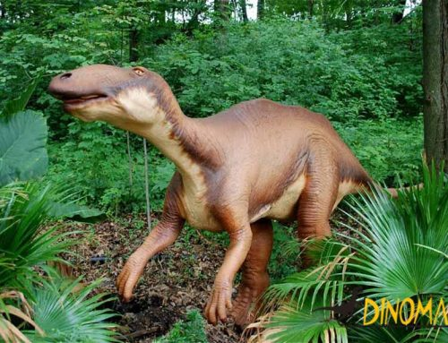 How do animatronic dinosaur companies make high-quality products?