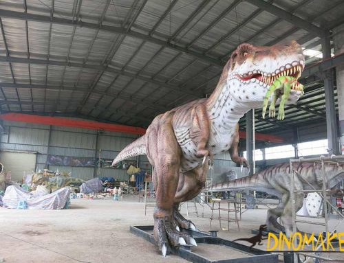 Three Types of Animatronic Dinosaurs are Generally Chosen for Dinosaur Parks