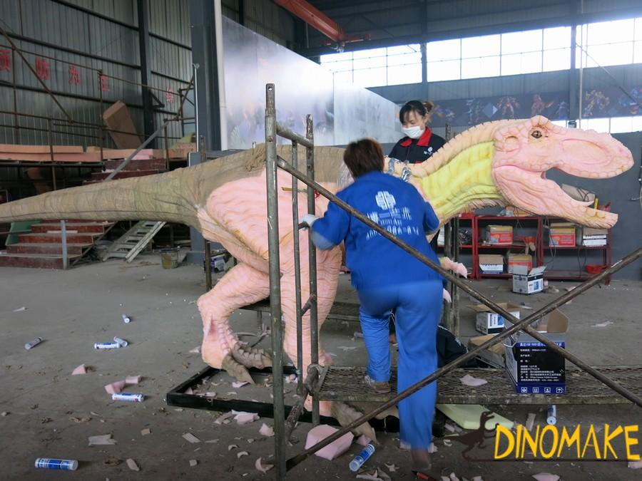A group of dinosaur suit for sale at factory prices