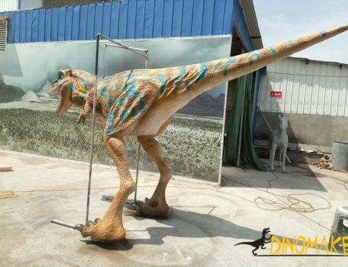 Adult silicone rubber Animatronic Dinosaur costume