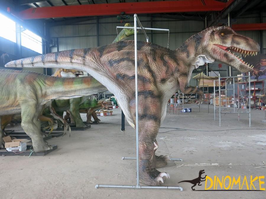 Amusement animatronic dinosaur Costumes