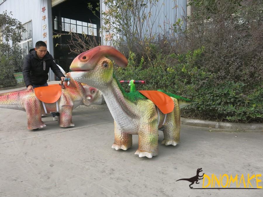 Amusement facilities coin-operated cartoon Animatronic dinosaur Cars