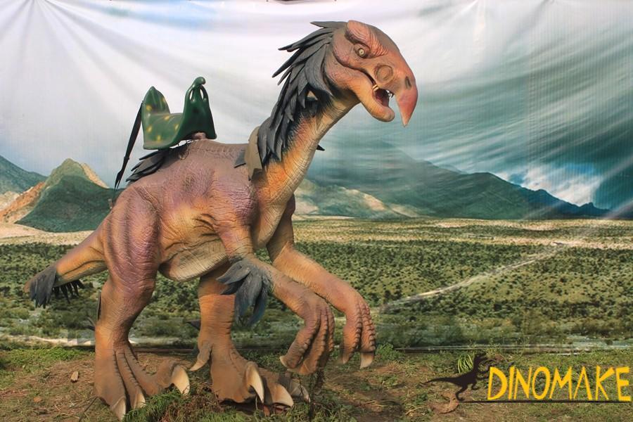 Amusement park facilities Animatronic Dinosaur rides