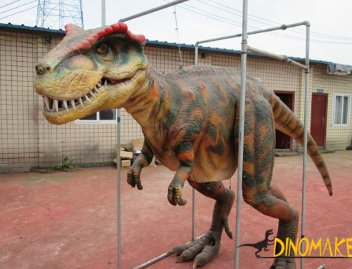 Realistic Dinosaur Costume And Dinosaure Suit for Sale in China