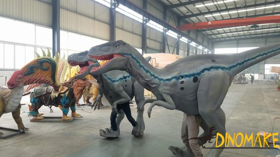 Animatronic Dinosaur Costume For Sale