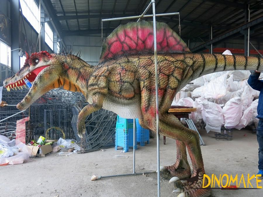 Animatronic Dinosaur Costume T-Rex model for theme park
