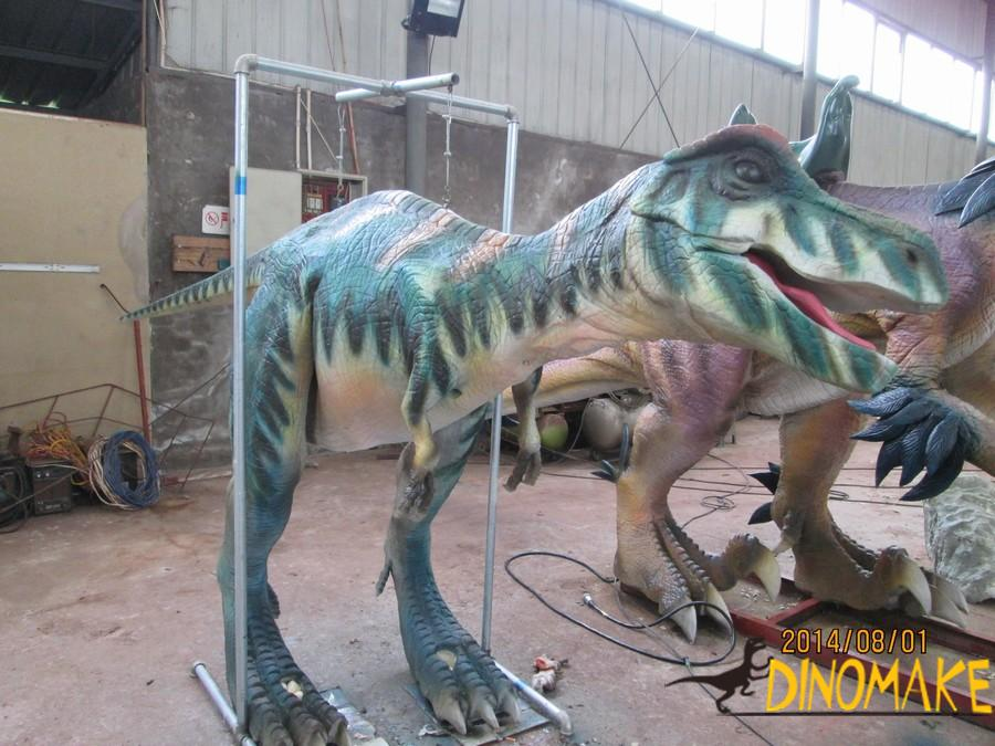 Animatronic Dinosaur Costume or suit For Sale in China