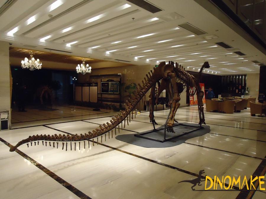Animatronic Dinosaur Fossil Exhibition