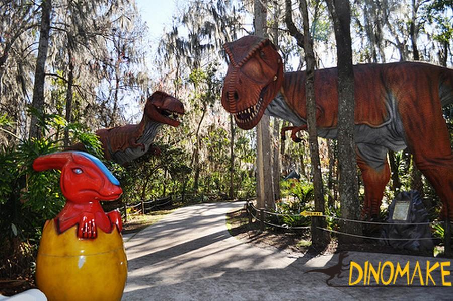 Animatronic Dinosaur Hatching Egg Products