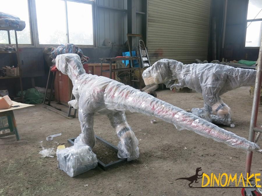 Animatronic Dinosaur Model in the United States