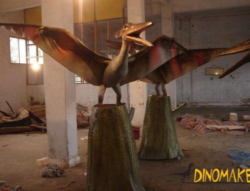 Top 3 Animatronic Dinosaur Park-Funny Scene Clips