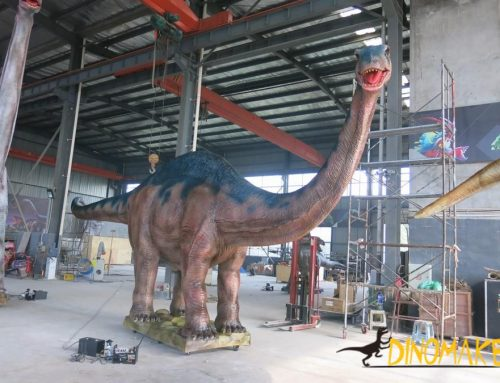 Profitable Interactive Entertainment Animatronic Dinosaur Product