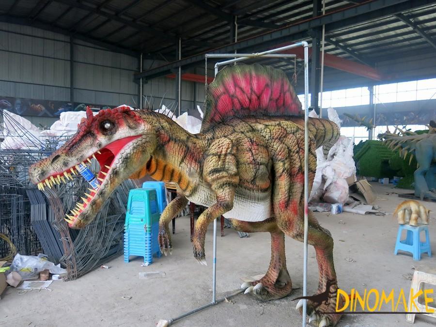 Animatronic Dinosaur costume for sale of high-tech upgraded