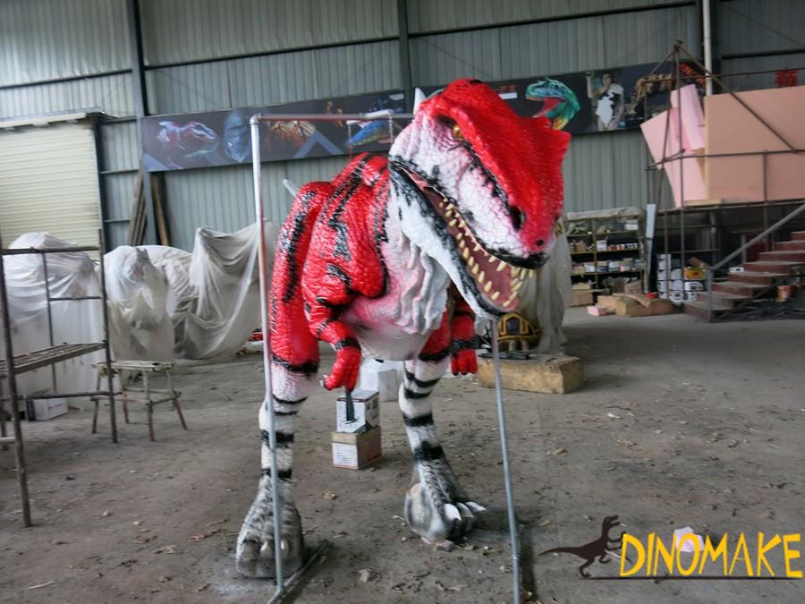 Animatronic Dinosaur costume for sale of newly high-tech upgraded