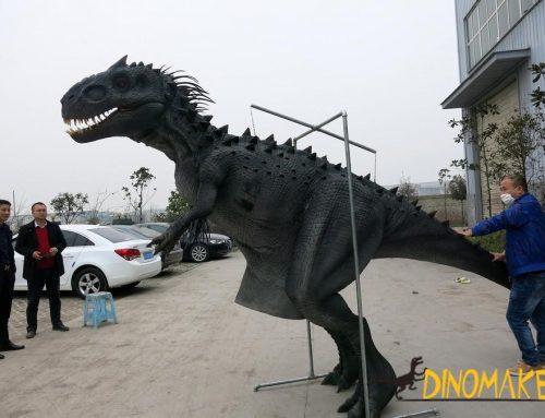 Animatronic Realistic Life Size Dinosaur suit Model
