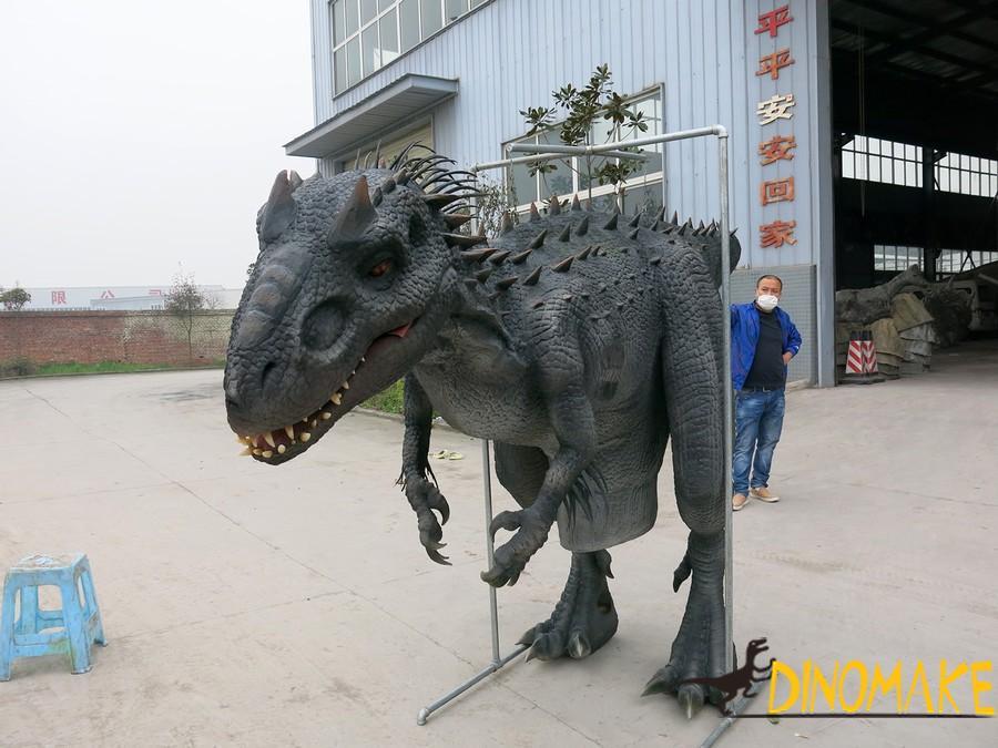 Animatronic Realistic Life Size Dinosaur suit Models