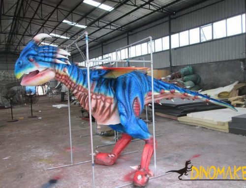 Walking T-Rex Animatronic dinosaur costume adult can operate