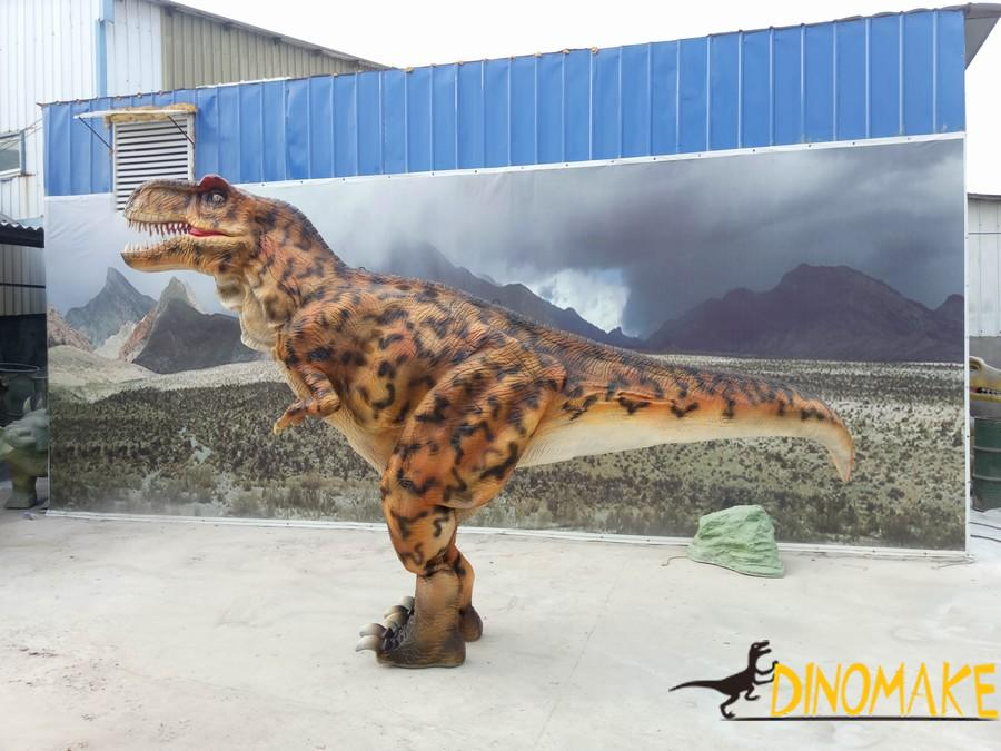 Animatronic dinosaur costume of T-Rex for sale