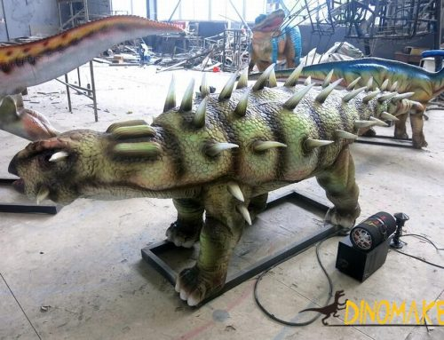 Robotic Animatronic dinosaur for Dinosaur Park
