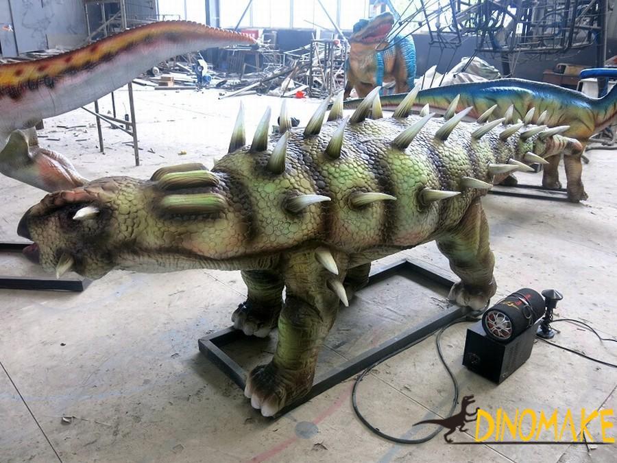 Animatronic dinosaur for Dinosaur Park