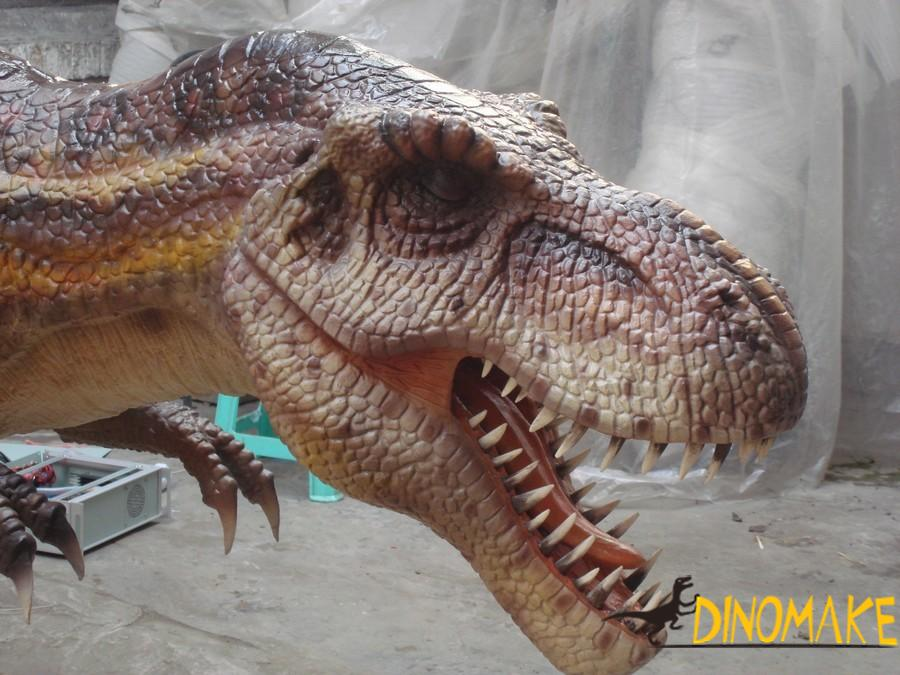 Animatronic dinosaur of T-Rex model for sale