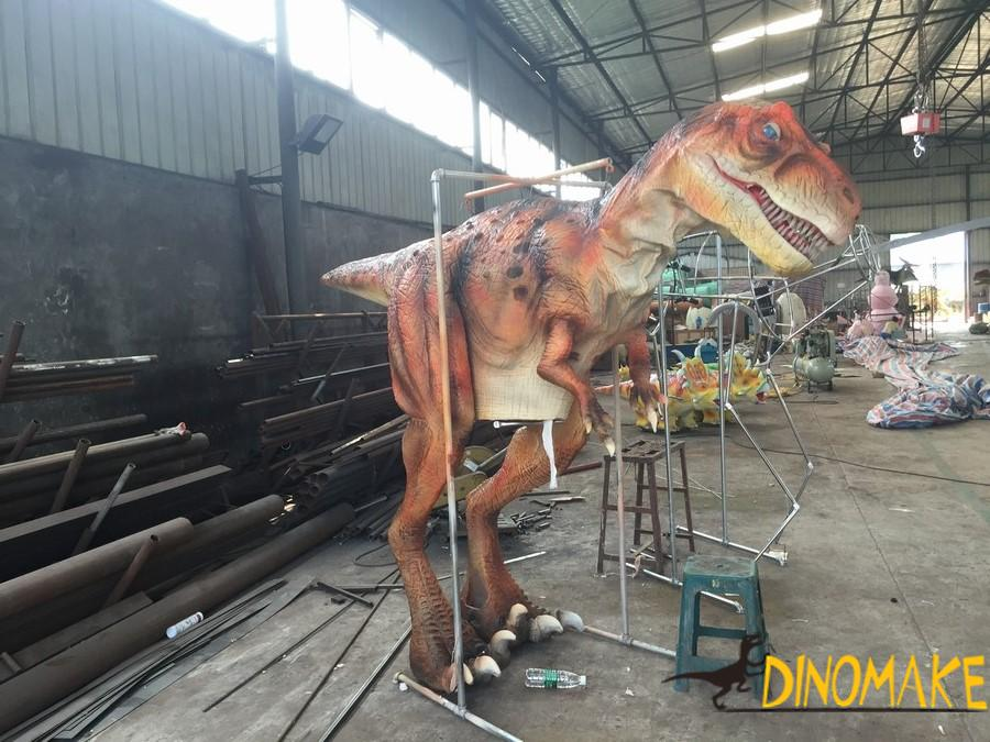 Animatronic dinosaurs Costume robots