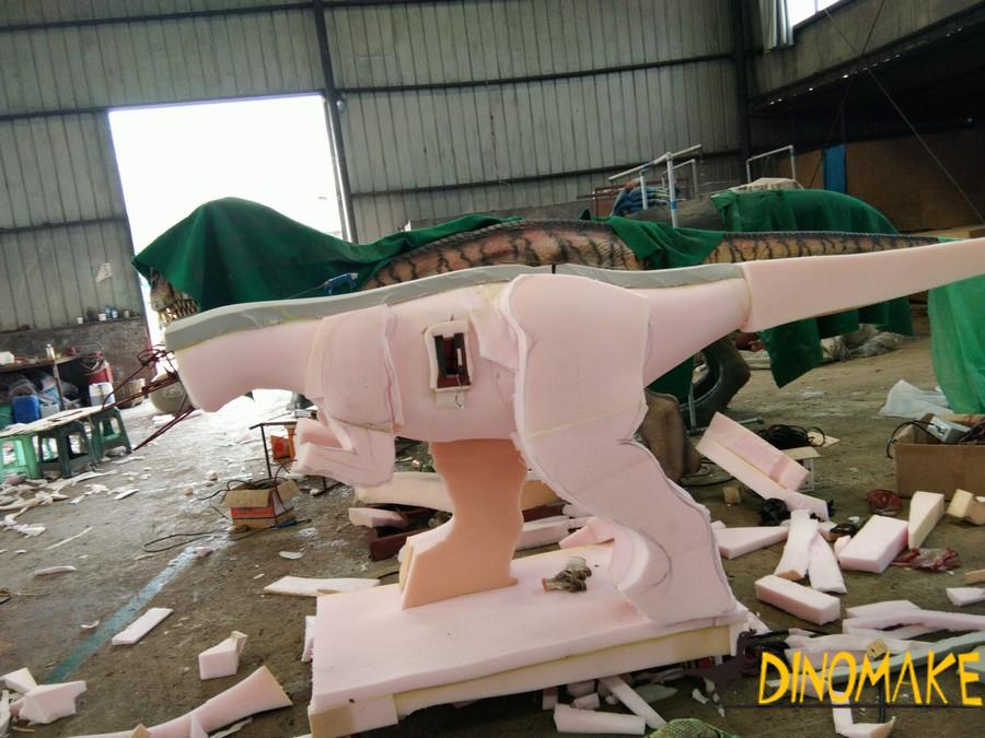 Animatronic walking dinosaur rides of sale