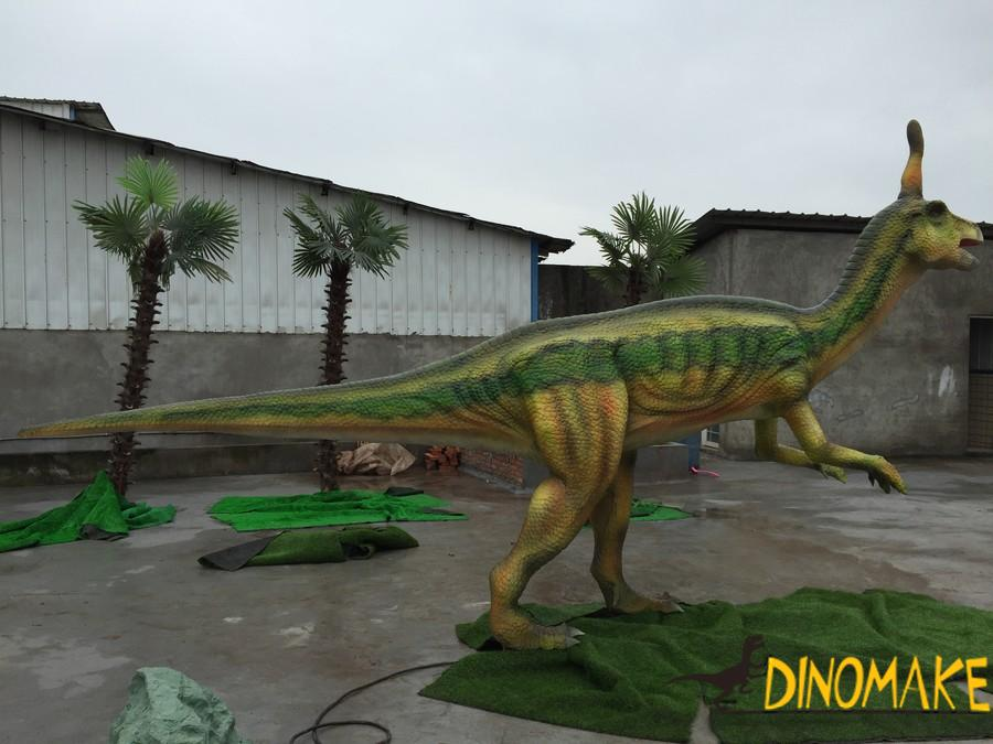 Attract visitors to theme parks with Animatronic dinosaur